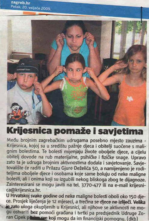 Zagreb.hr 2009.