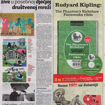 Jutarnji list: Dječja društvena mreža 2010.