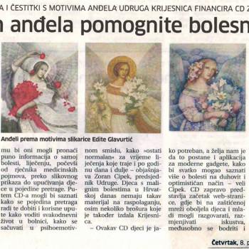 Novi list: Anđeli 2011.